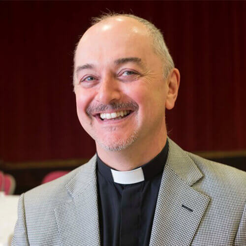The Revd Paul Fillery